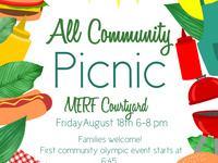 Learning Community Picnic
