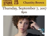 Mid West Music Store Signature Series: Chastity Brown