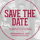 Residential Dining Theme Night: Thanksgiving