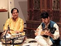 Sounds of India with Arnab Chakrabarty (Sarod) & Pandit Sanju Sahai (Tabla)