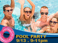 125th Pool Party