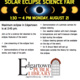 Learn About the Solar Eclipse