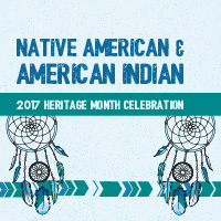 Native American/American Indian Heritage Month Celebration