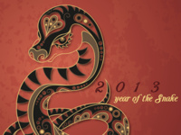 Celebrate the Year of the Snake