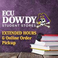 Extended Hours at Dowdy Student Store