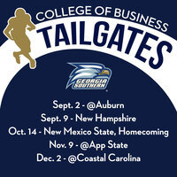 College of Business Tailgate