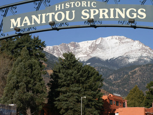 International Student Manitou Springs Hike