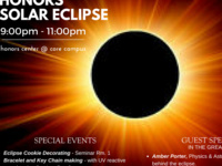 Honors Solar Eclipse Party