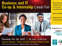 Business/IT Co-op/Intern Career Fair