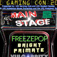 URI Gaming Convention: Free Concert Feat