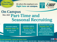 On-Campus Recruiting - Eastern Campus