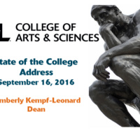 A&S State of the College Address