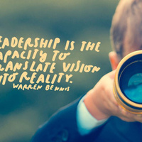 Leadership Challenge:  Inspire a Shared Vision