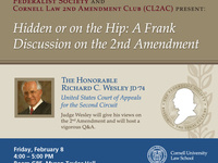 Hidden or on the Hip: A Frank Discussion on the 2nd Amendment