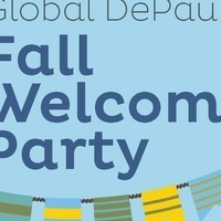 Global DePaul Fall Welcome Party