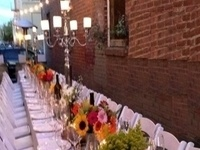 DAMA Dinner in the Alley @ DAMA Wines