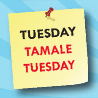 Welcome Week: Tamale Tuesday