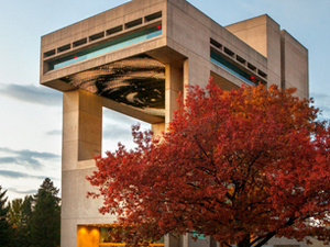 Fall Party at the Johnson Museum