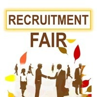Recruitment Fair: Employers on Campus at Fall Fest