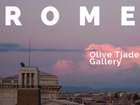 Group Show: Rome Studio Fall 2016