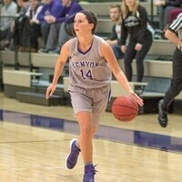 Kenyon College Women's Basketball vs  Mount Vernon Nazarene University (Ohio)