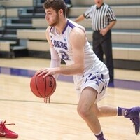 Kenyon College Men's Basketball vs  The College of Wooster
