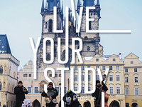 Live Your Study in Prague info session