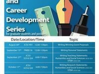 Professional Development Series: Writing Personal Statements