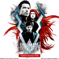 Marvel's Inhumans in IMAX