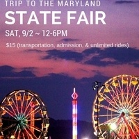 Trip to the MD State Fair!