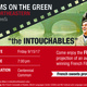 "Films on the Green: ""The Intouchables"" (in French with English subtitles)"