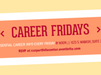 Career Fridays: All Things Funding- Grants, Crowd Funding, and More