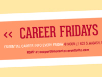 Career Fridays: How to Market Yourself on Social Media