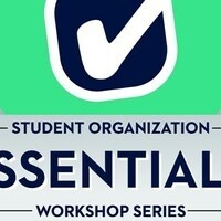 Student Organization Essentails