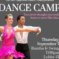 Dance Camp - Latin Style