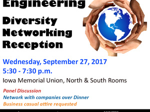 Diversity Networking Reception