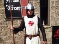 Learn about the Crusades at Castlerock