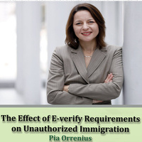 CMAS Lecture: The Effect of E-verify on Unauthorized Immigration