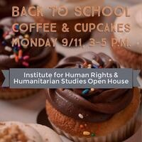 """Coffee and Cupcakes"" Human Rights Open House"