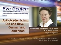 Anti-Academicism: Old and New, German and American