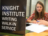 Knight Writing Centers Open