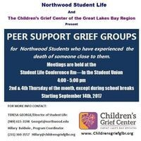 Peer Support Grief Group