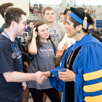 All-Student Gathering with President Collado