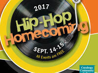 Hip-Hop Homecoming courtyard concert and cookout