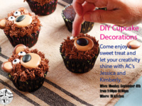 DIY Cupcake Decorations