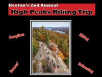 High Peaks Hiking Trip
