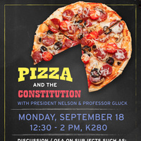 Pizza & the Constitution