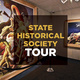 Professional Staff Council State Historical Society Tour
