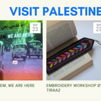 Visit Palestine Exhibition