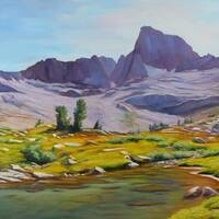 Peaks and Valleys: Artist Reception with Phil Gross